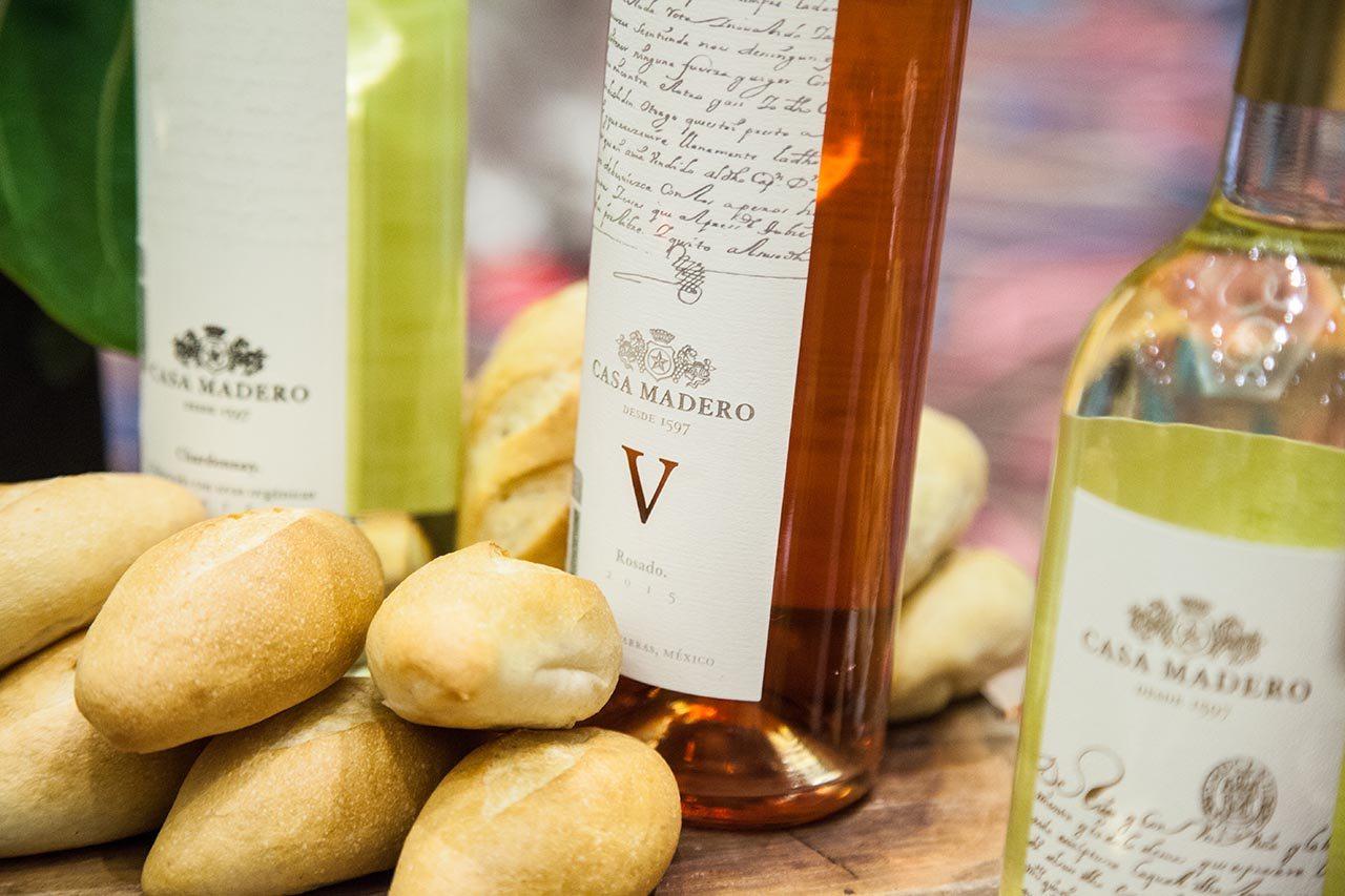Vino mexicano, la estrella del Wine & Food Festival