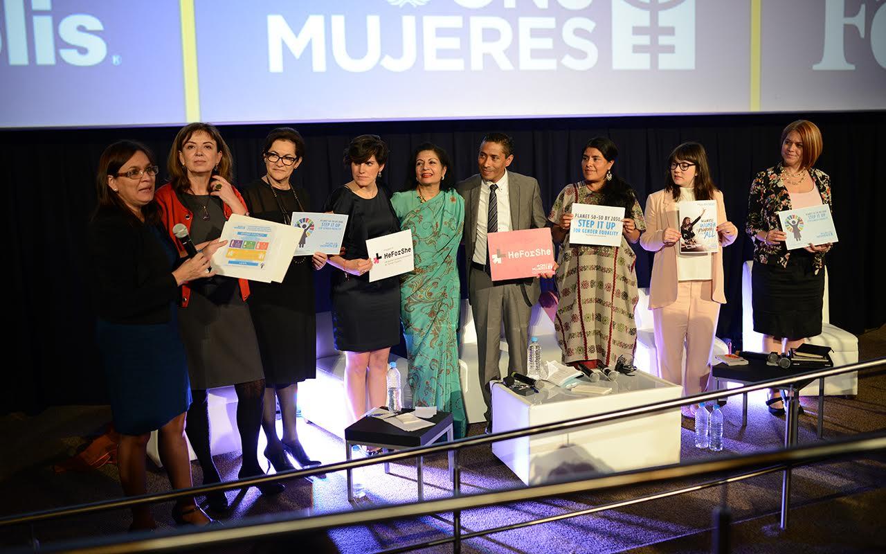 Inversión en mujeres y niñas, clave en la equidad de género