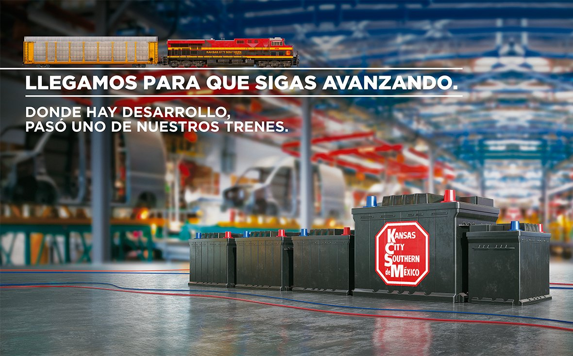 KCSM, clave para el desarrollo económico de México