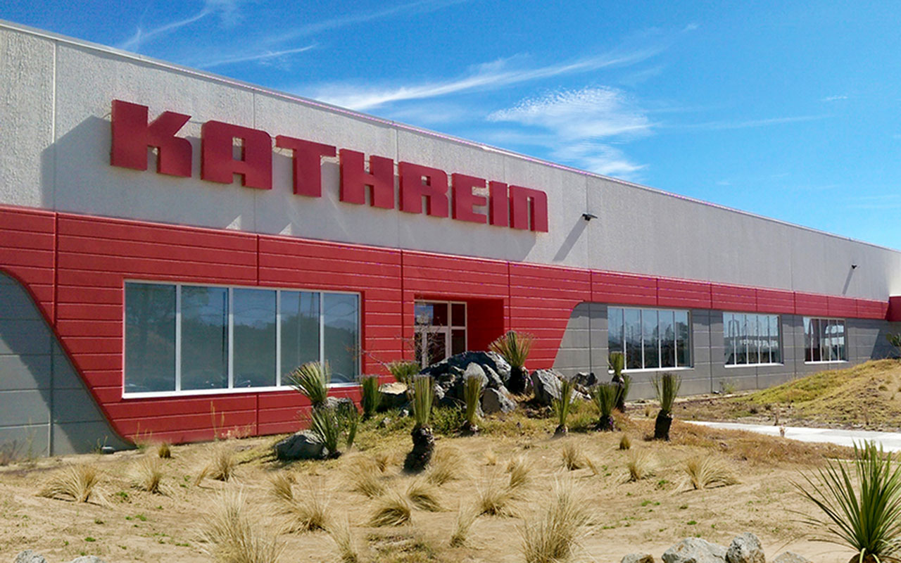 Kathrein, la empresa alemana que fabrica antenas en Tlaxcala