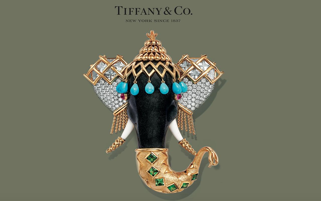 Tiffany se une a la lucha de la crisis de elefantes