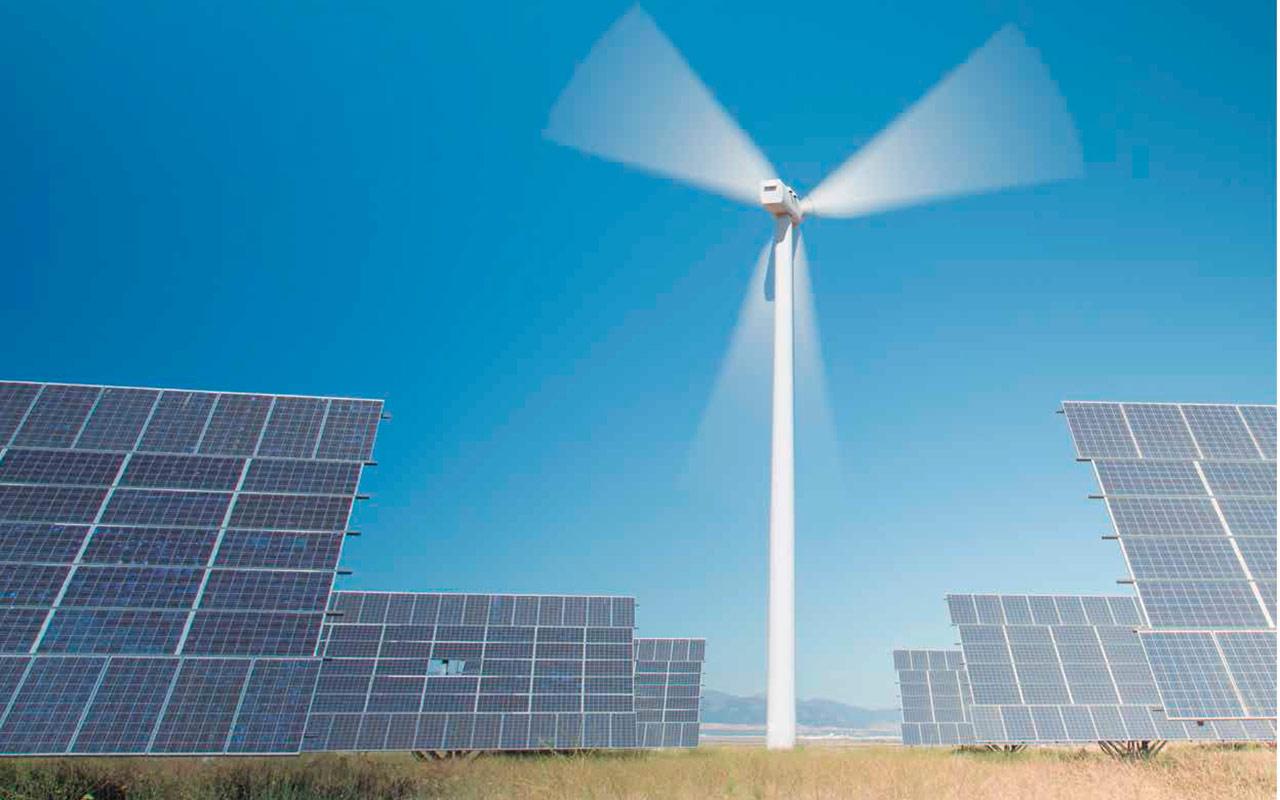 La energía solar gana la batalla a la generación limpia y al petróleo