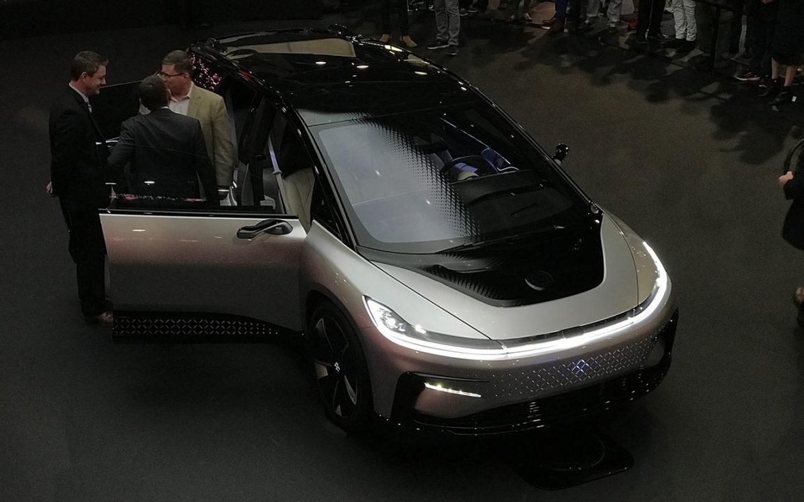Este auto eléctrico chino quiere destronar a Tesla