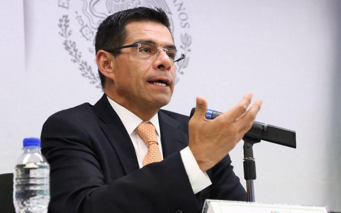 Jacob Rocha renuncia al Inadem para coordinar campaña del primo de Peña