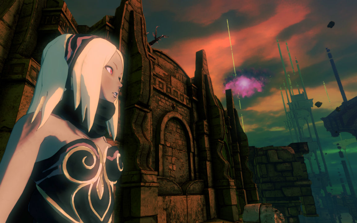 Gravity Rush 2 es la secuela perfecta