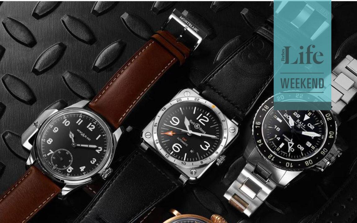El tiempo vuela: Los mejores relojes piloto para 2017