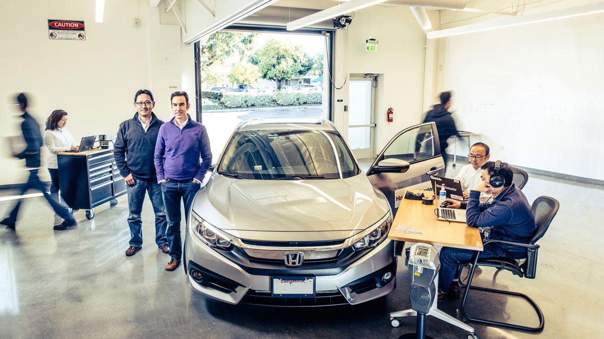 Honda abre sus puertas a la tecnología colaborativa