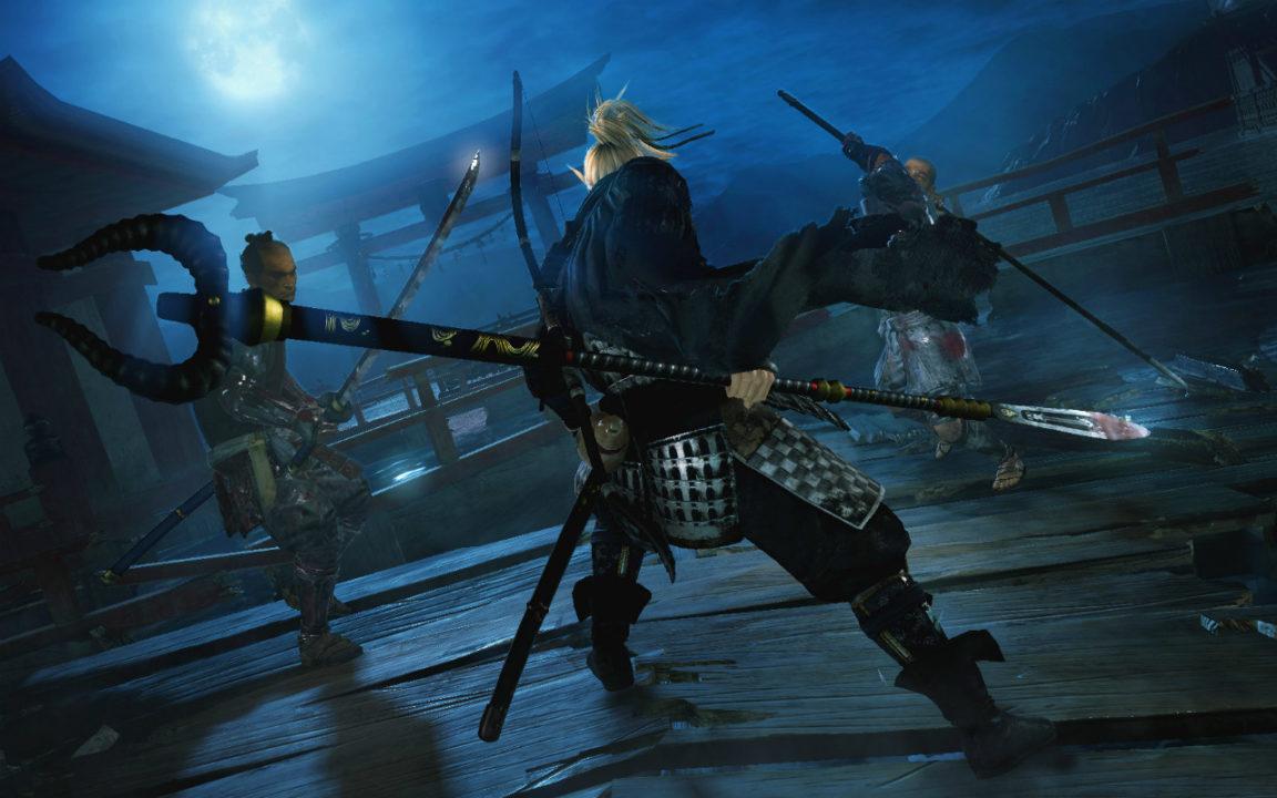 Nioh, una aventura en el Japón feudal