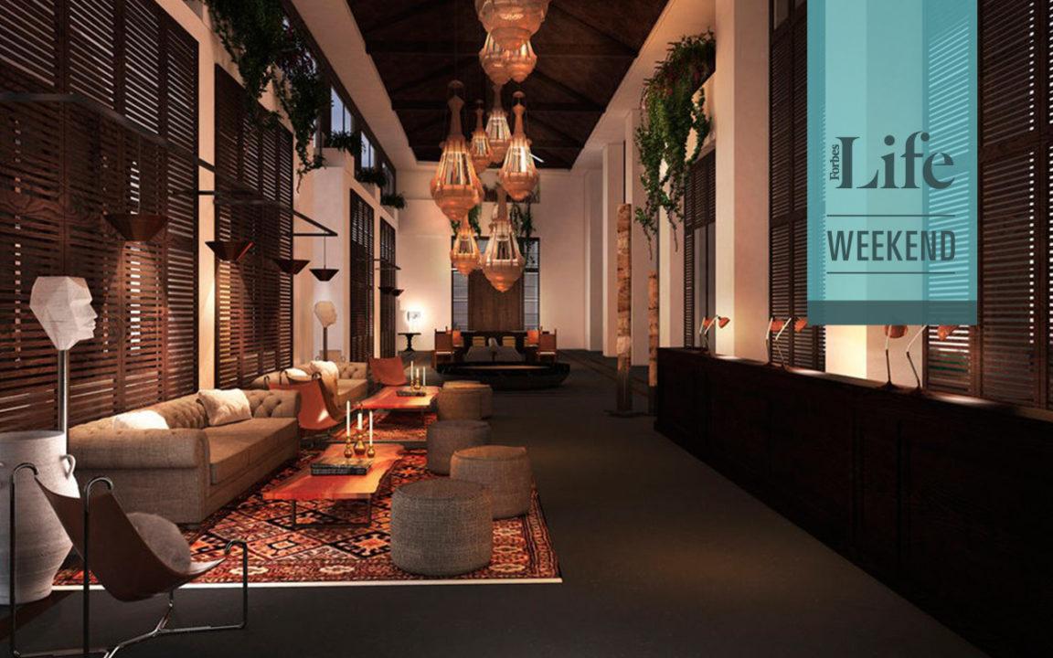 Estos exclusivos hoteles abrirán sus puertas este 2017 en México