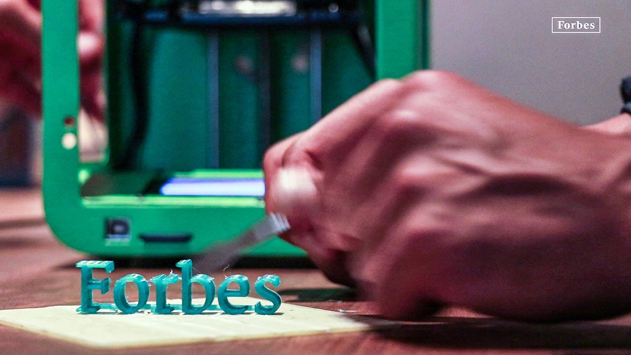 Createbot, el juguete que fabrica juguetes