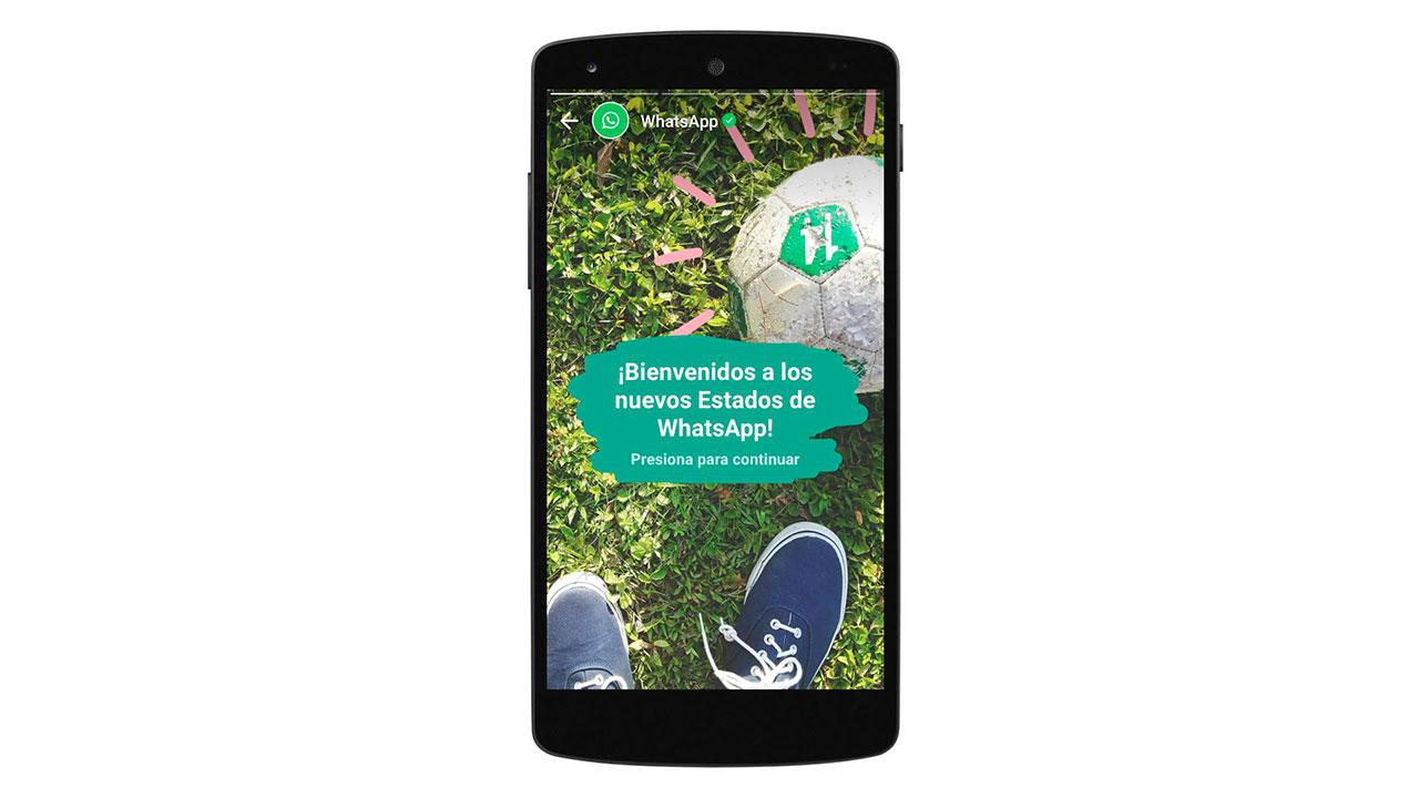 Primero Instagram… ahora WhatsApp copia a Snapchat