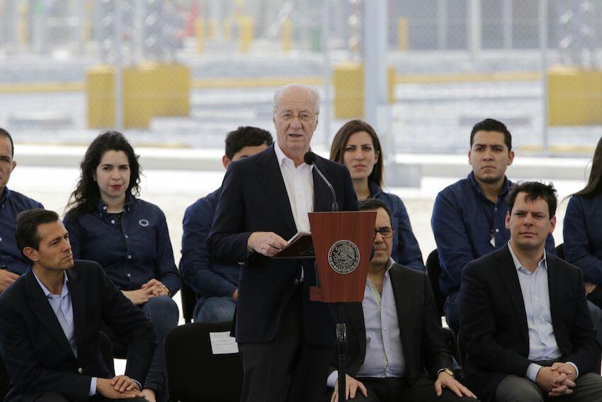 Techint analiza explotar campos de petróleo en México