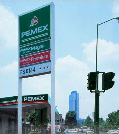 imagen corporativa de pemex: