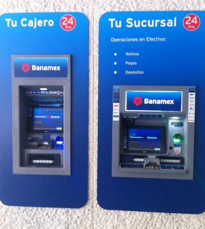 Banamex invierte 100 mdd en cajeros autom ticos for Busqueda de cajeros