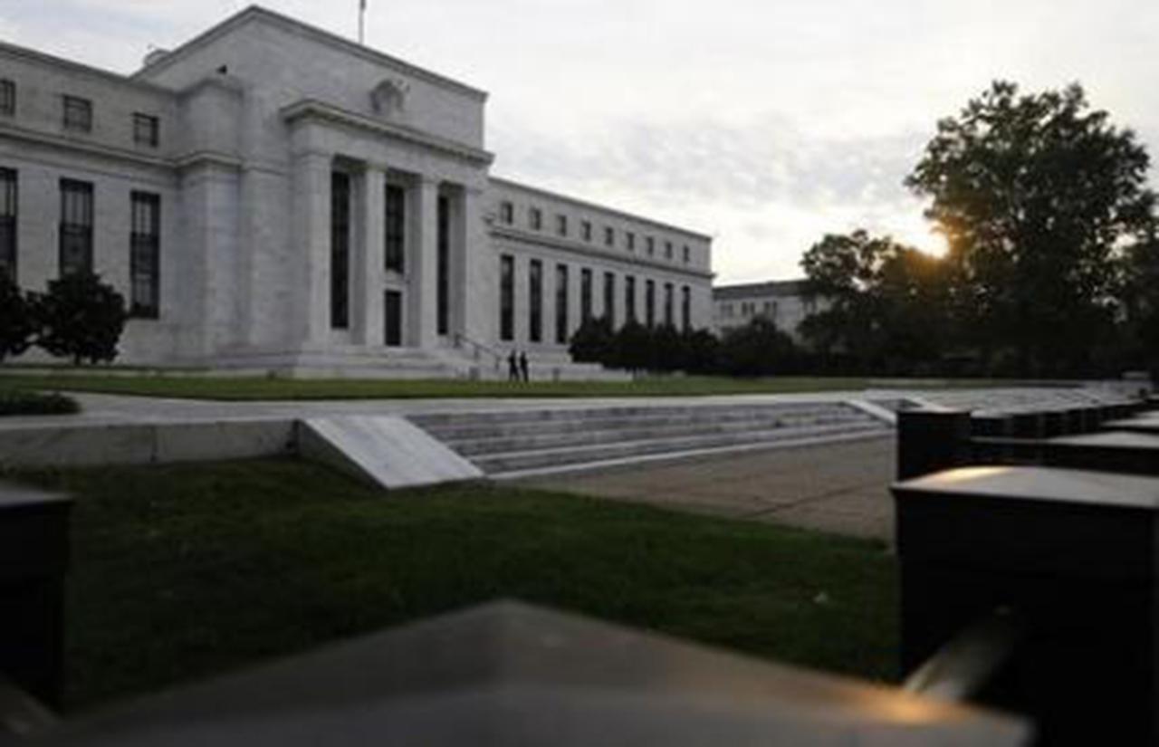 Edificio de la Reserva Federal de Estados Unidos.