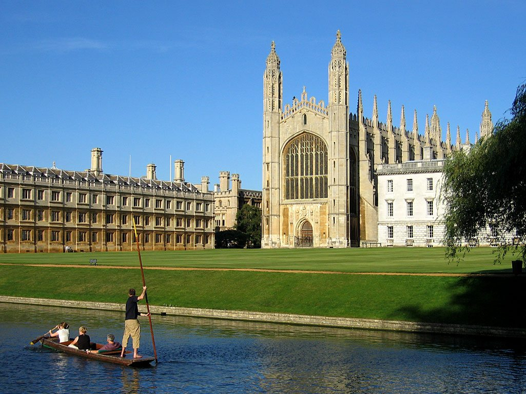 10.- University of Cambridge