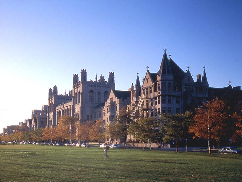 6.- University of Chicago